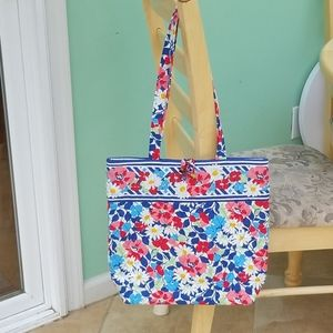 COPY - Vera bradley tote in summer cottage
